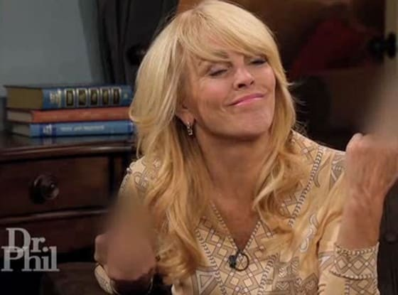 Dina Lohan on Dr. Phil Show