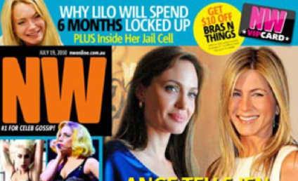 Breaking Fake News: Angelina to Help Jen Adopt!