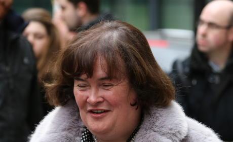 Susan Boyle Snapshot