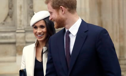 Prince Harry to Meghan Markle: Don't Ditch Me On Our Wedding Day!