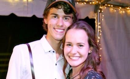 John Luke Robertson and Mary Kate McEacharn: Married!