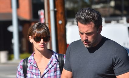 Ben Affleck: Jealous Of Jennifer Garner's New Love Life?