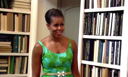Michelle Obama Talks Fashion, Weight Loss, Life