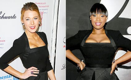 Celebrity Fashion Face-Off: Blake Lively vs. Jennifer Hudson