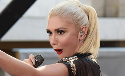 """Gwen Stefani: """"Tongue-Tied"""" Over Marriage Question!"""