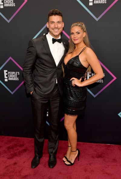 Jax and Brittany in 2018