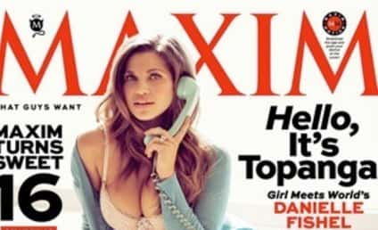 Danielle Fishel Maxim Photos: Boy Meets World Girl All Grown Up!