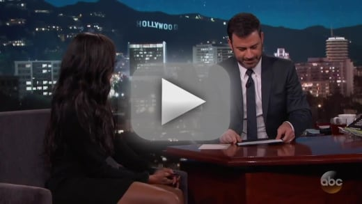 Jimmy kimmel predicts the bachelor final three is he right