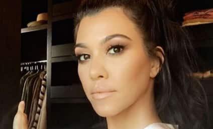 Khloe Kardashian and Kourtney Kardashian: We're Half-Naked Mermaids!
