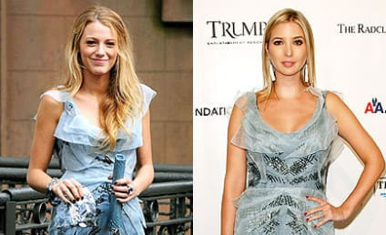 Fashion Face-Off: Blake Lively vs. Ivanka Trump