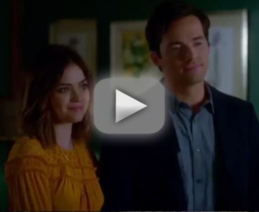 Pretty little liars finale clip surprise aria