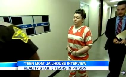 Amber Portwood Chooses Prison Over Her Child