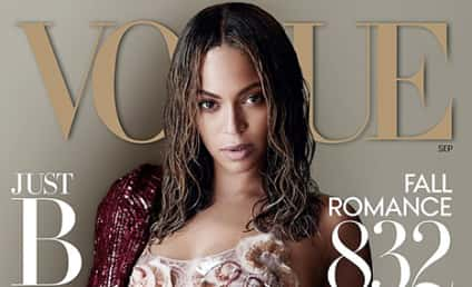 """Beyonce Stuns on Vogue Cover, Is All About """"Global Domination"""""""