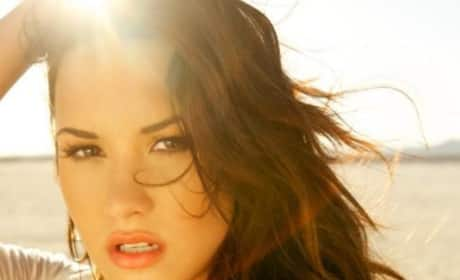 Demi Lovato Single Art