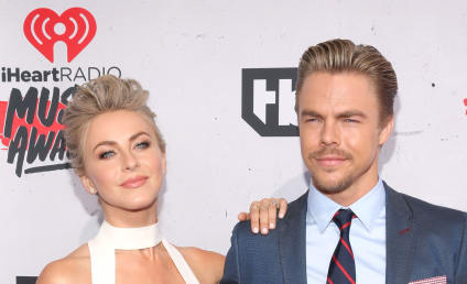 Julianne Hough and Derek Hough: Both Returning to Dancing with the Stars!