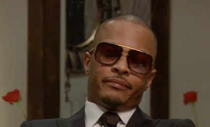 T.I. Arrested After Confronting Guard: YOU Answer to ME!!!