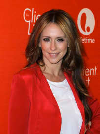 Jennifer Love Hewitt in Red