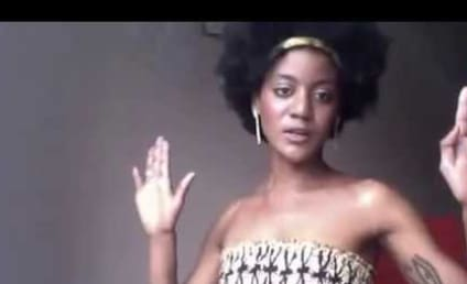 Amira Kodcia Ayeb, Chris Brown Stalker, Thinks Singer is Husband