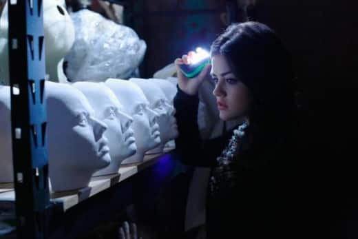 Pretty Little Liars Scene