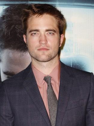Pattinson in Paris