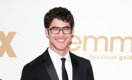 Darren Criss at the Emmys