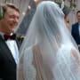 Michael jessen beams at bride juliana custodio