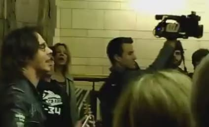 Rick Springfield Rocks NYC Subway: Watch Now!
