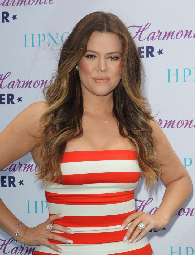 Khloe Kardashian Red Karpet Photo