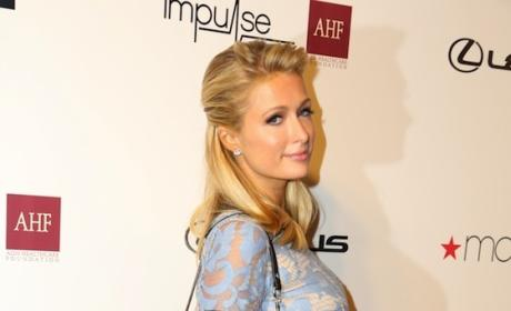 Paris Hilton Red Carpet Pic