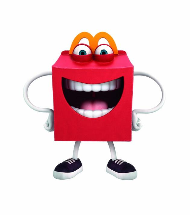 McDonald's Mascot