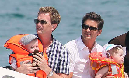 Neil Patrick Harris' Twins Turn One!