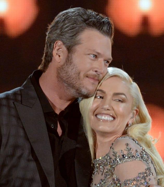 Blake Shelton and Gwen Stefani: BOOM! Were Married! - The