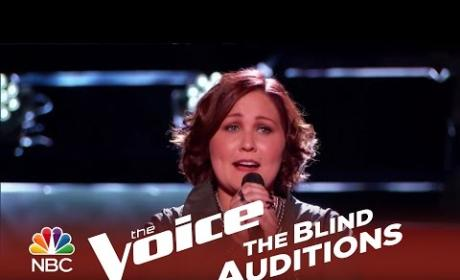 Danica Shirey - Big White Room (The Voice Audition)