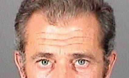Mel Gibson Mug Shot: Grumpy, Unamused