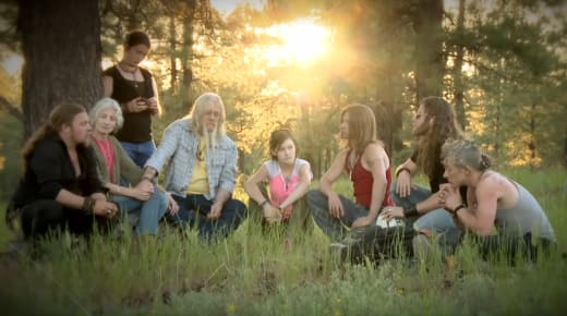 Alaskan Bush People, Family Photo