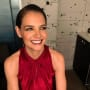 Katie Holmes Smiles on Instagram