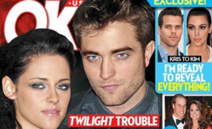 Robert Pattinson to Kristen Stewart: Don't Leave Me!!!