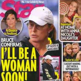Bruce Jenner Star Cover
