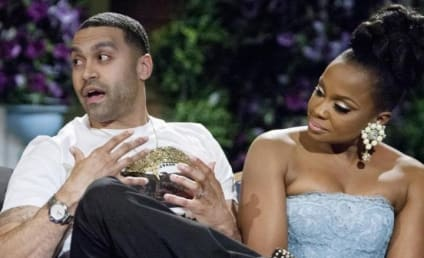 Phaedra Parks to Apollo Nida: Have Fun in Prison! BTW I Want a Divorce!