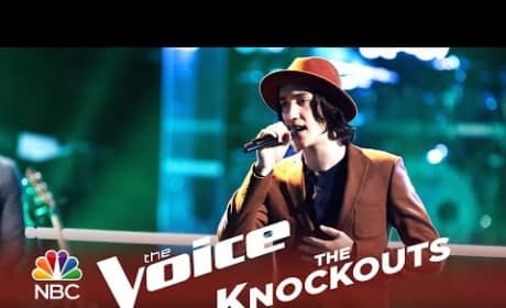 Taylor John Williams - Mad World (The Voice Knockouts)