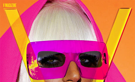 Lady Gaga V Cover