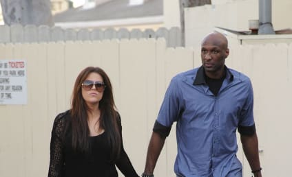 Lamar Odom Is Khloe Kardashian's New Stylist, Because OF COURSE!
