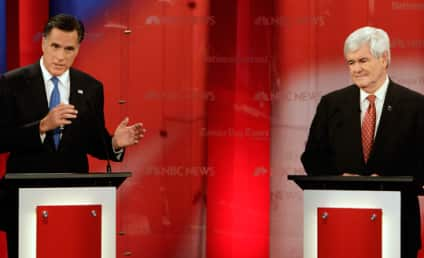 Mitt Romney Stumped By Open-Ended Personal Question in Florida Debate