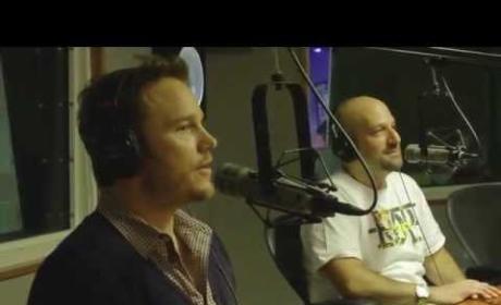 Chris Pratt Disses Orlando Bloom, Raps