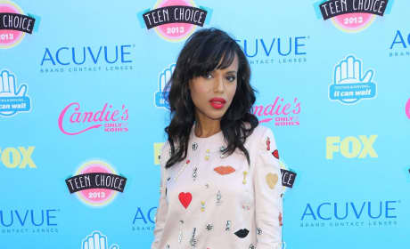 Kerry Washington at Teen Choice Awards