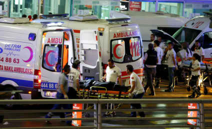 Istanbul Airport Bombing Leaves Dozens Dead, Over 140 Injured