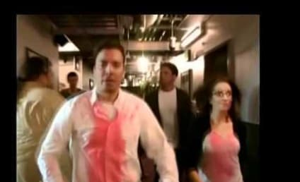 Top Emmy Moments: Hamm Dances, Kim Sings, Gervais Slams Gibson