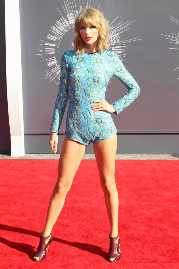 Taylor Swift at 2014 VMAs