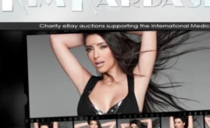 Kim Kardashian Defends Charitable Giving, Slams Critics