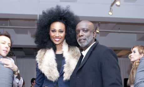Cynthia Bailey and Peter Thomas Image